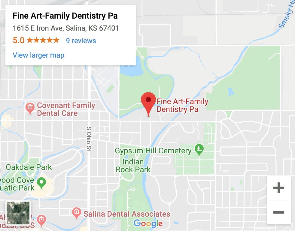 Dentist Salina KS